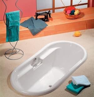 Акриловая ванна ALPEN TOSCANA 190x97 23111