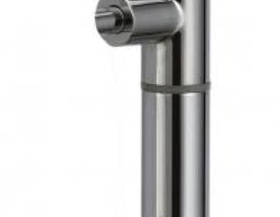 Труба для комбинированной настенной стойки на 3 аксессуара Savol S-00Y803