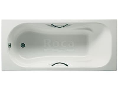 Ванна Roca Malibu 170х75 с отверстиями для ручек 2309G000R