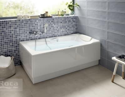 Ванна Roca Ming 170x85 с отверстиями для ручек A2302G000R