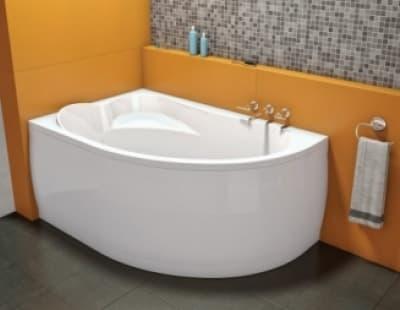 Акриловая ванна Kolpa-San Voice 150х95 L/R асимметричная 150 левая/правая