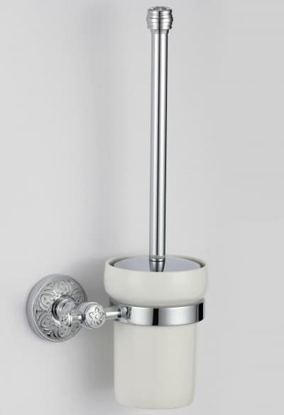 Туалетный ёршик с настенным держателем Savol S-005894A