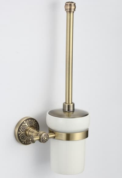 Туалетный ёршик с настенным держателем Savol S-005894С