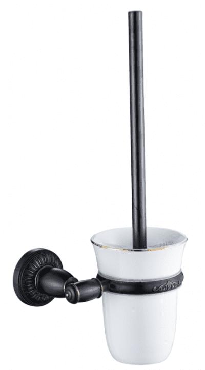 Туалетный ёршик с настенным держателем Savol S-006694H