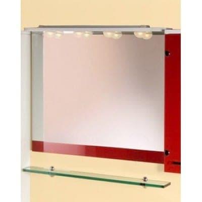 Зеркало Gemelli TOP-LED LOGIC 90