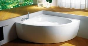 Угловые акриловые ванны