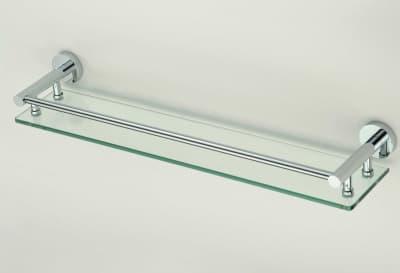 Полка стеклянная одинарная Savol S-008791