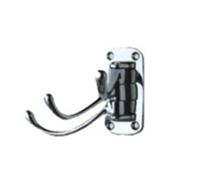 Крючок, хромированный, нержавеющий Savol S-0208-3