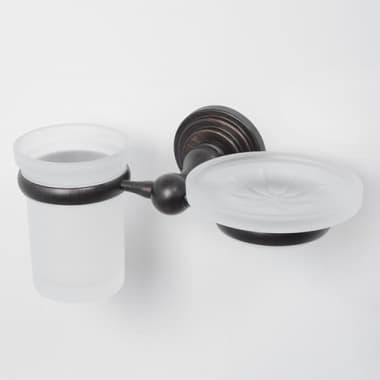 К-7326 Держатель стакана и мыльницы WasserKRAFT