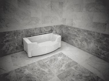 Акриловая ванна RADOMIR Чарли 120x69 Ванна для хозяйственных нужд