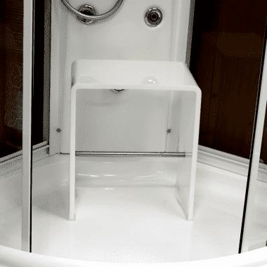 Специальный стул для душевых кабин RADOMIR