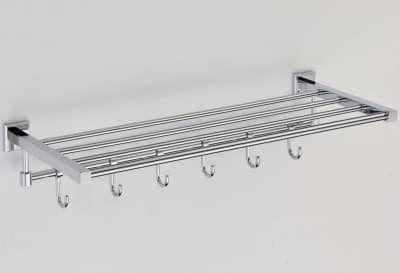 Полка для полотенец 50см Savol S-509544