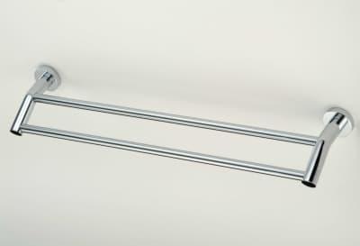 Полотенцедержатель трубчатый двойной 60см Savol S-608748