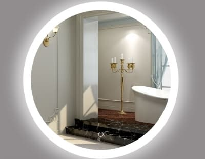 Зеркало с подсветкой/ сенсорный вкл. арт. LT-R7070-s