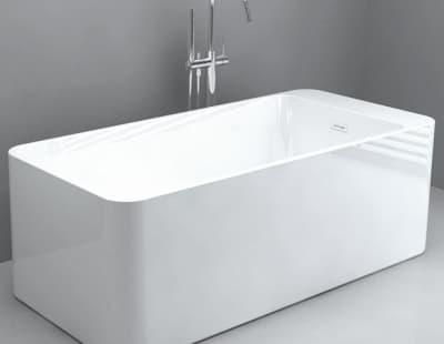 Акриловая ванна Gemy G9215 170 прямоугольная 170x80