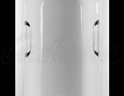 """Ванна чугунная """"CASTALIA"""" - 1500x700x420 хром ручки Н0000011 150x70 прямоугольная"""