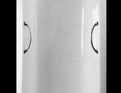 "Ванна чугунная TIMO ""TARMO"" - 1800x800x450 с ручками Н0000080 180x80 прямоугольная"