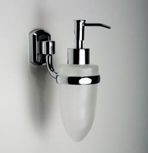 K-3099 Дозатор для жидкого мыла стеклянный WasserKRAFT
