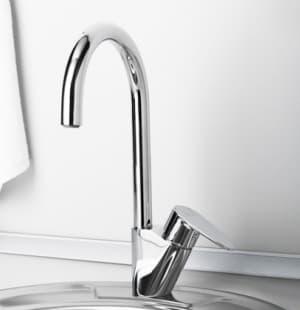 Leine 3507 Смеситель для кухни с поворотным изливом WasserKRAFT