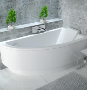 Акриловая ванна BESCO Praktika 140 P