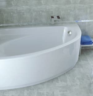 Акриловая ванна BESCO Cornea 140 L