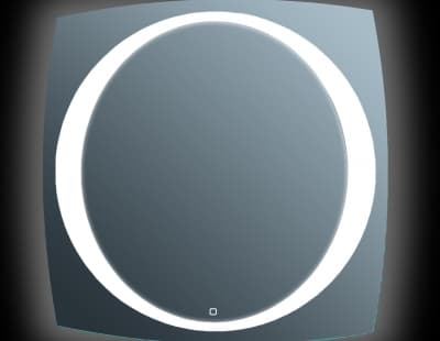Зеркало с подсветкой/ сенсорный вкл. арт. LT-Z7070-s