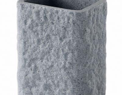 Gedy G-Aries, настольный стакан, цвет серый AR98(08)