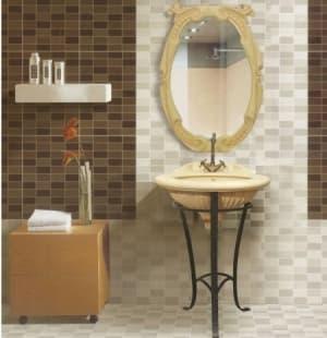 Консоль напольная с раковиной Perfect House Cleome 14247 WB11401