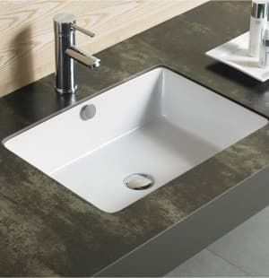 Раковина для ванной врезная MELANA MLN-541