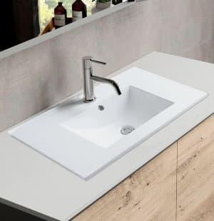 Раковина для ванной MELANA MLN-8004-100 (А3100)