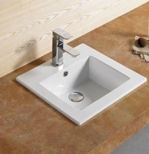 Раковина для ванной MELANA MLN-9048B (6037)