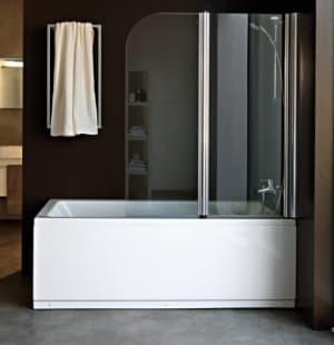 Шторка на ванну поворотная Kolpa-San SOLE TP 112