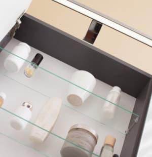 Зеркальный шкаф Kolpa-San IMAN TOI 80