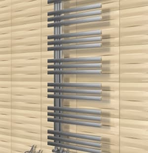 Полотенцесушитель ArtofSpace Quadro Slim WAQOS5001220Inox (левое и правое исполнение)