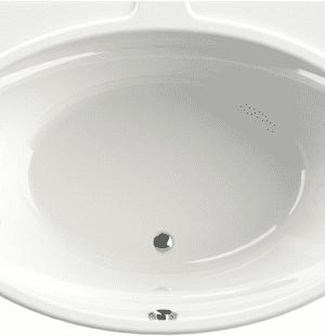Акриловая ванна RADOMIR Лагуна 185x124