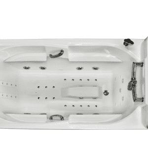 Гидроаэромассажная ванна RADOMIR Ривьера 213x100