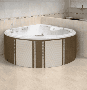 Гидромассажный бассейн RADOMIR Корнелия 170x170