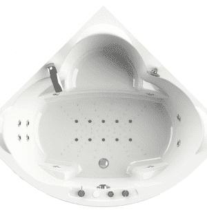 Гидромассажная ванна RADOMIR Флоренция 148x148