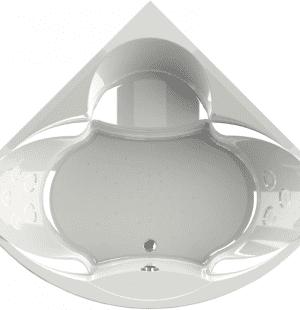 Акриловая ванна RADOMIR Филадельфия 168x168