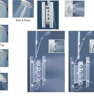 Гидромассажная душевая панель AM PM Bourgeois