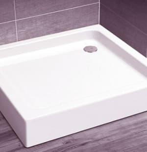 Душевой поддон Perfect House Cube акриловый 70x70