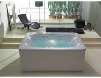Акриловая ванна Kolpa-San Manon 210x160 прямоугольная 210