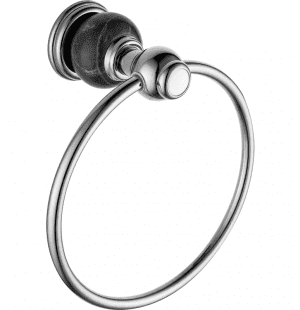 Полотенцедержатель-кольцо RADOMIR (CHROME)