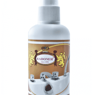 Моющее средство для хромированных нержавеющих поверхностей RADOMIR