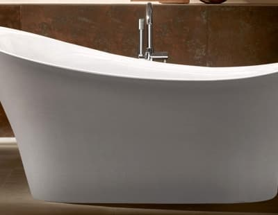 Акриловая ванна Gemy G9214 160 нестандартная 160x78