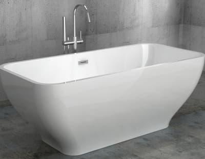 Акриловая ванна Gemy G9220 170 прямоугольная 170x70
