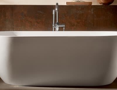 Акриловая ванна Gemy G9241 172 овальная 172x74