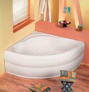 Акриловая ванна ALPEN ALEXANDRA 140x140 5111