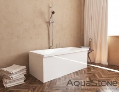 Ванна из литьевого мрамора Aquastone Армада 150x74 прямоугольная 150