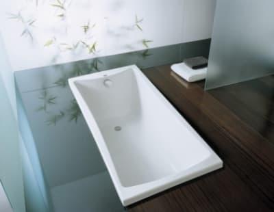 Акриловая ванна Kolpa-San Arianna 170x70 прямоугольная 170